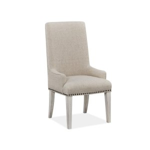 Magnussen HomeUpholstered Host Side Chair (2/ctn)