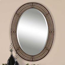 Matney Oval Mirror