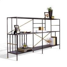 New Prairie Horizontal Bookcase
