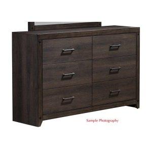 Liberty Furniture Industries 6 Drawer Dresser