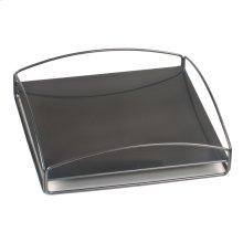 No Tip Block Tray Titanium