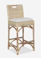 Natural Rattan Counterstool (17X18X36) Product Image
