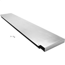 """9 Inch High Backguard - for 48"""" Range or Cooktop"""