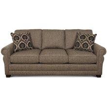 Simplicity Green Sofa 6935