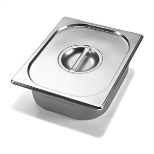 Warming Pan with Lid - 1/2 Size -
