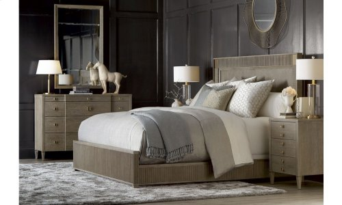 Cityscapes King Hudson Panel Bed