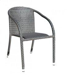 Spectrum Stackable Woven Armchair
