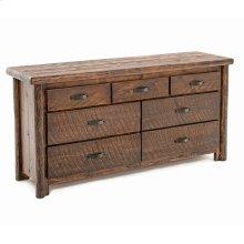 Old Towne 7 Drawer Dresser