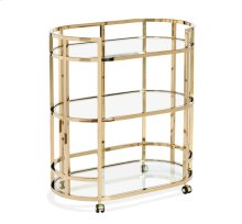 Hayden Bar Cart