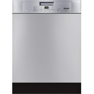 MieleG 4228 SCU AM Pre-finished, full-size dishwasher with visible control panel, cutlery tray and 5 Programs