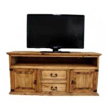 2 Door 2 Drawer TV Stand