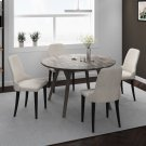 Mira/Zima 5pc Dining Set Product Image