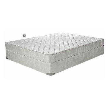 Santa Barbara II White Full Mattress
