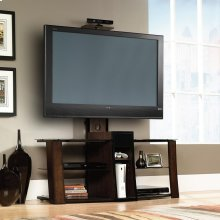 Consol Entertainment Credenza With Mount