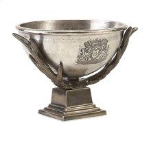 Hicks Aluminum Antler Bowl