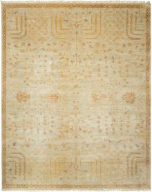 Grand Estate Gra02 Sky Rectangle Rug 5'6'' X 8'
