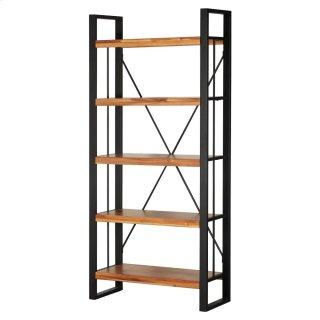 Zachary KD Book Shelf, Natural *NEW*