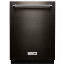 KitchenAid® 39 DBA Dishwasher with Fan-Enabled ProDry™ System and PrintShield™ Finish - Black Stainless