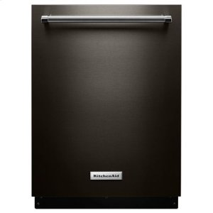 KitchenAid(R) 39 DBA Dishwasher with Fan-Enabled ProDry(TM) System and PrintShield(TM) Finish - Black Stainless - BLACK STAINLESS