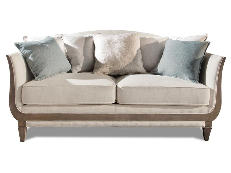 iv sofa modern loveseat leather and buy products ivory faux american eagle set furniture