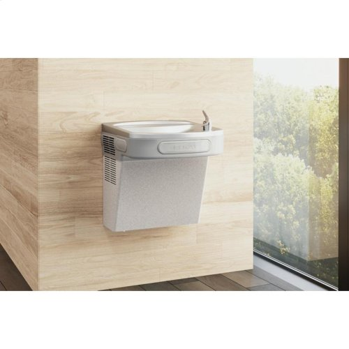 Elkay Cooler Wall Mount ADA Non-Filtered, Non-Refrigerated Light Gray Granite