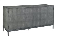 Ford Shagreen Console - Charcoal