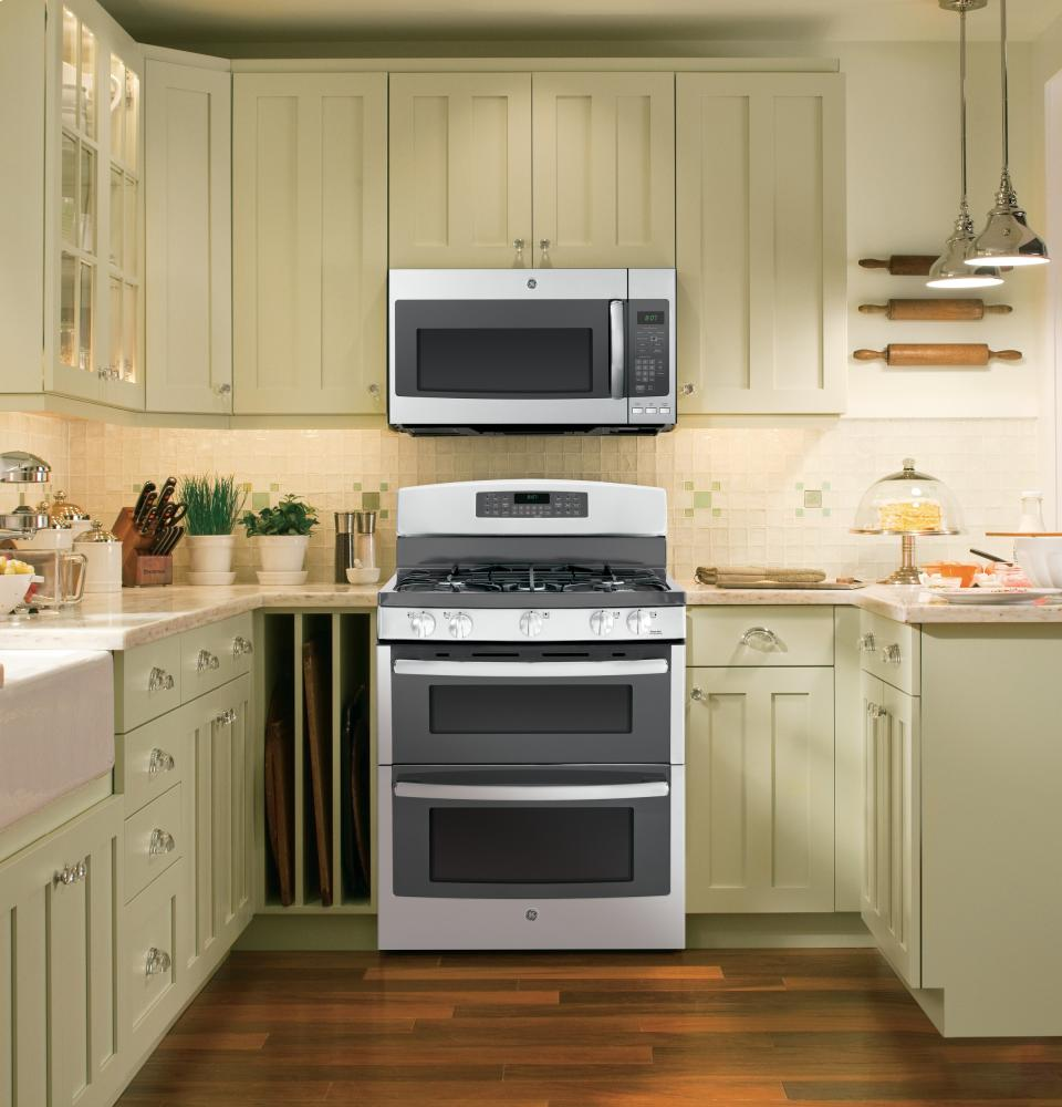 Kitchen Cabinets Over Stove: PVM9195SFSS GE Profile GE PROFILE