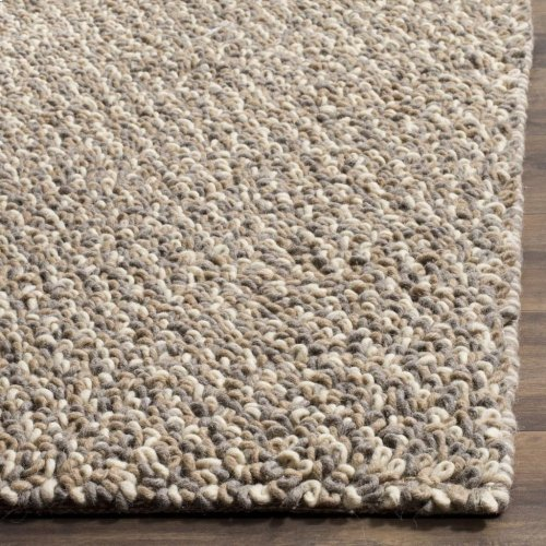 Manhattan Hand Tufted/Hooked Large Rectangle Rug