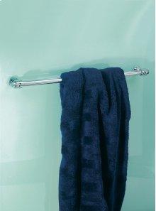 Towel rail, 600 mm - Grey