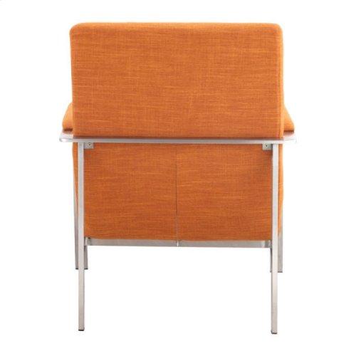 Jonkoping Arm Chair Orange
