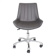 Mack Office Chair Grey