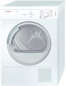 """24"""" Compact Vented Dryer Axxis - White Product Image"""