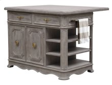 Simply Charming Kitchen Island