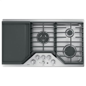 "GE CafeSeries 36"" Built-In Gas Cooktop"