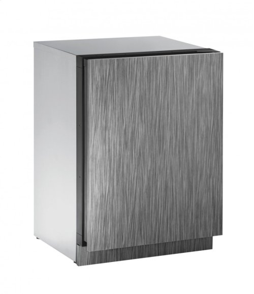 "Modular 3000 Series 24"" Wine Captain® Model With Integrated Solid Finish and Field Reversible Door Swing"