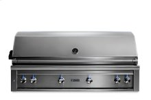 """54"""" Lynx Professional Built In Grill with 1 Trident and 3 Ceramic Burners and Rotisserie, LP"""