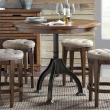 Round Gathering Table