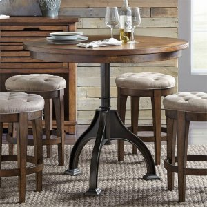 Liberty Furniture Industries Round Gathering Table