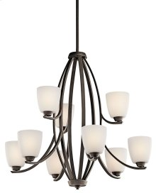 Granby 9 Light Chandelier Olde Bronze®