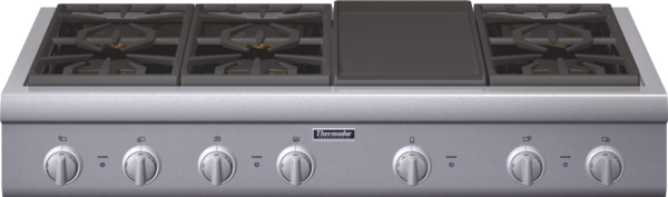 48 inch Professional Series Rangetop PCG486GD