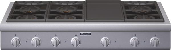 48-Inch Professional Rangetop PCG486GD