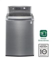 4.7 cu. ft. Ultra Large Capacity High Efficiency Top Load Washer with WaveForce