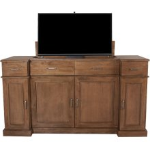 "TV Lift Cabinet for 50"" Flat Panel TV"