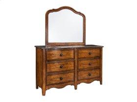 Luciano Dresser Mirror