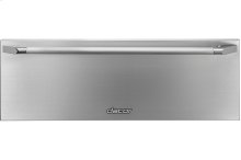 "Heritage 27"" Epicure Warming Drawer, Silver Stainless Steel"