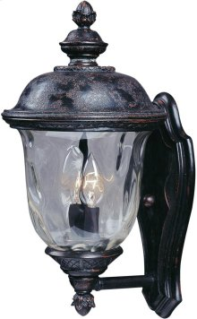 Carriage House DC 2-Light Outdoor Wall Lantern