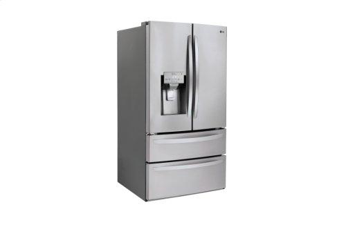 28 cu.ft. Capacity 4-Door French Door Refrigerator