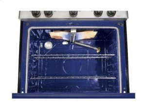 5.4 cu. ft. Capacity Gas Single Oven Range