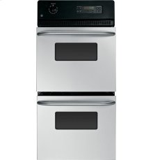 "GE® 24"" Double Wall Oven"