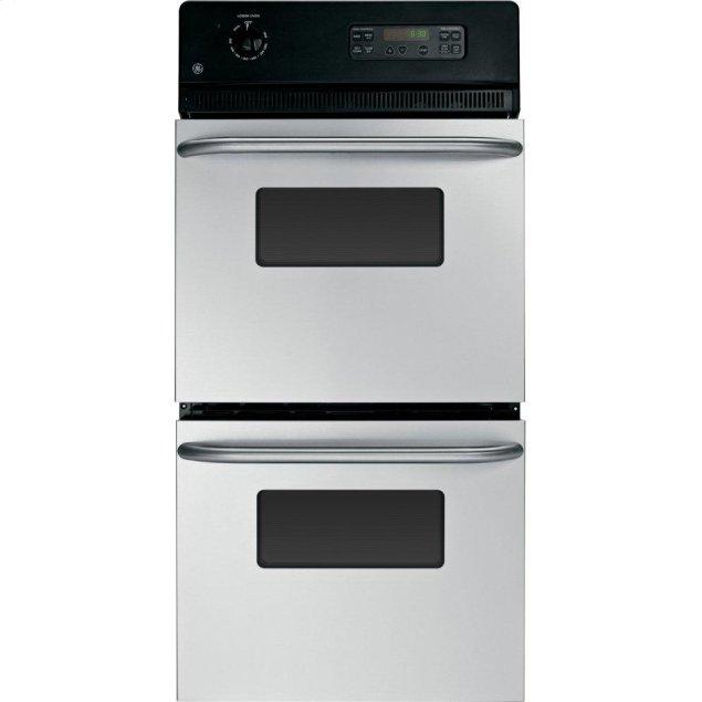 """GE ®24"""" Double Wall Oven"""